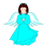 Be ängel Royaltyfria Foton