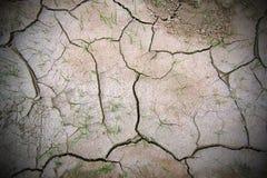 Be arid earth dry. In thailand farm Royalty Free Stock Photo