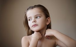 Be always beautiful royalty free stock images