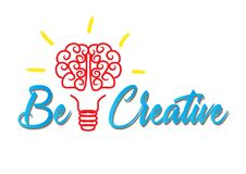 Be Creative. For shirt design and print Royalty Free Stock Photos