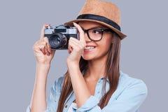 Be creative! Royalty Free Stock Photos