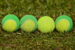 Be different player in tennis. Stock Images