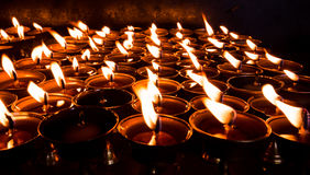 be för fred Royaltyfri Bild