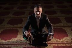 be för muslim royaltyfria bilder