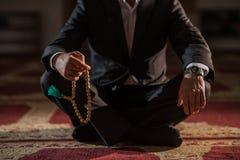 be för muslim royaltyfria foton