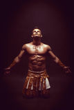 Be för Rome krigare arkivfoton