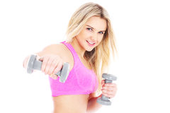 Be fit! Stock Images