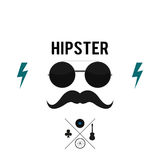Be Hipster Stock Photography