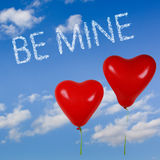 Be mine Royalty Free Stock Photography