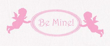 Be Mine! Stock Photography