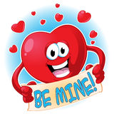 Be Mine! Stock Photo