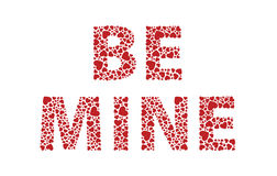 Be Mine Stock Image