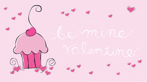 Be Mine Valentine Royalty Free Stock Images