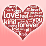Be My Valentine Royalty Free Stock Photo