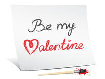 Be my valentine Stock Photos