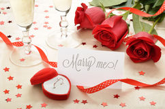 Be my Valentine! Royalty Free Stock Image
