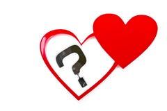 Be my Valentine? Stock Photos