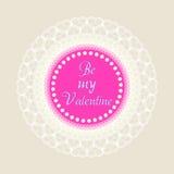 Be my Valentine Stock Image