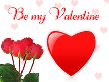 Free Be My Valentine Royalty Free Stock Photo - 6705615
