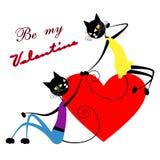 Be my Valentine. Stock Photography