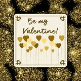 Be my Valentine Royalty Free Stock Photography