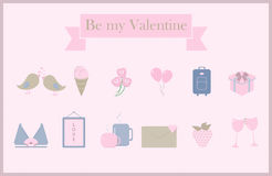 Be my Valentine Stock Image