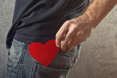 Be my Valentine, Valentines day concept. Royalty Free Stock Images