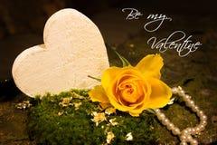 Be my Valentine Stock Photo