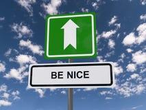 Be nice stock illustration