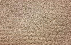 beżowa tkanina textured Obraz Stock
