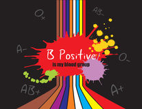 be positive concept Stock Images
