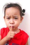 Be Quiet! Stock Image