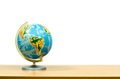 Be single globe Royalty Free Stock Photo
