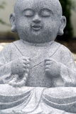 be skulptur för monk Royaltyfri Fotografi