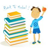 Be smart- back to school Royalty Free Stock Photo