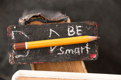 Be Smart concept Stock Photo