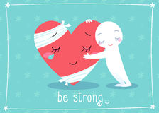 Be strong Stock Images