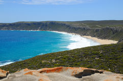 Beach. View of a south australian seascape Stock Photo