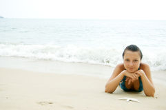 Beach Royalty Free Stock Photo
