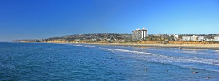 Beach. San Diego, California, US Stock Photography