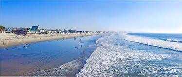 The beach. Photo of a bBeach - San Diego, California Stock Photos