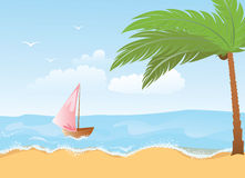 Free Beach Royalty Free Stock Photo - 16709695