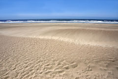Beach. At the west coast of the USA Royalty Free Stock Images