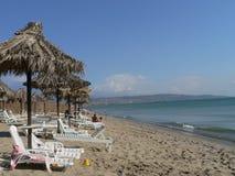 Beach. In katania (Sicilia Royalty Free Stock Images