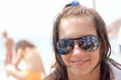 On beach Royalty Free Stock Photos