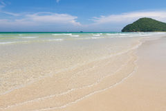 Beach. Beautiful beach in south of Thailand Royalty Free Stock Photography