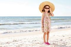 On the beach. Stock Photo