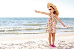 On the beach. Stock Image