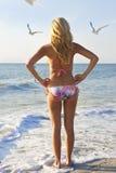 At The Beach Royalty Free Stock Photo