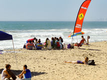 Beach8 图库摄影